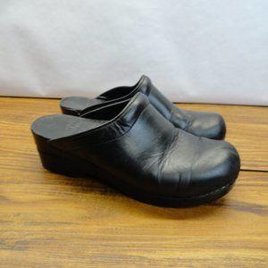 Dankso Black Slip On Size 38